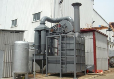 Hệ thống xử lý khí thải SO2